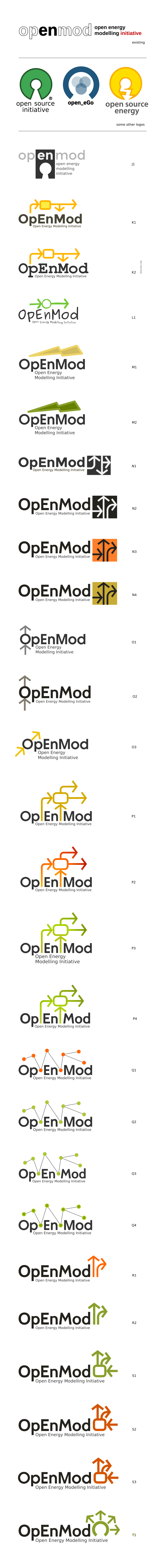 Openmod logo / loop two